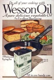 Wesson Oil ad